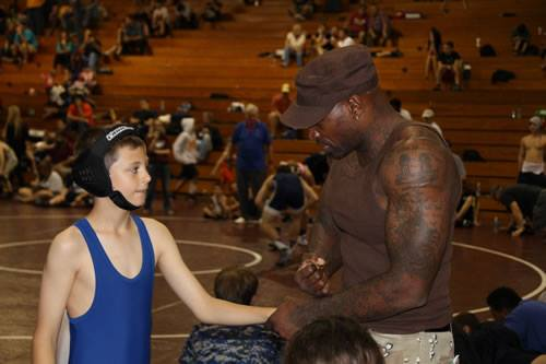 st pete pal program keeping kids out of trouble wrestling