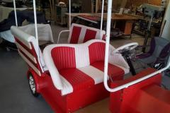 Golf Cart Upholstery Services