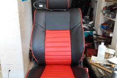 automotive upholstery after
