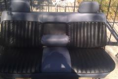 Rear Car Seats