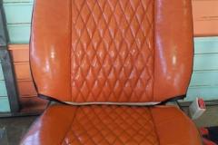Classic Car Bucket Seat Upholstery