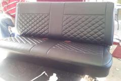 After Re-Upholstery Services