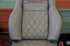 Corvette Reupholster Seats