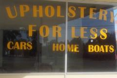 Upholstery Shop Photos Saint Petersburg Florida
