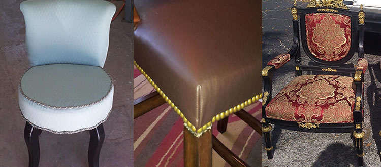 Residential Upholstery Reupholstery Services in Saint Petersburg Florida